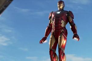 E3:《复仇者联盟》首个宣传片公开 初代复仇者亮相