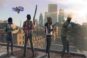 E3:《看门狗:军团》首批游戏截图 艺术图曝光!
