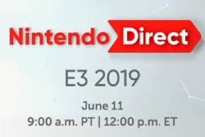 E3:任天堂消息汇总 荒野之息续作 《巫师3》登NS!