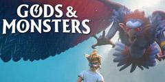 育碧全新开放世界奇幻冒险新作《渡神纪》专题站上线