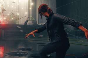 E3:《控制》游侠专访 超能力女主寻觅哥哥的大冒险!