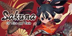 和风探索横版动作RPG《天穗之朔奈姬》专题站上线