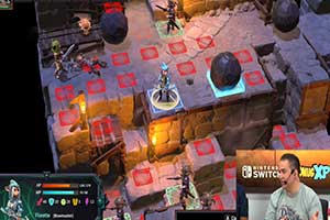 E3:玩法很新颖!网飞战棋游戏《黑水晶》演示公布