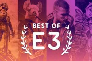 E3:IGN评最佳游戏大奖 《赛博朋克》一出谁与争锋?