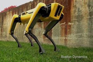 网传机器人被虐视频 网友惊呼行动灵活却有心生畏惧