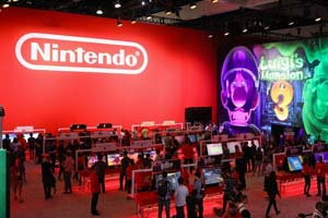 E3:现场停电后仅任天堂展台正常 掌机还是有市场的