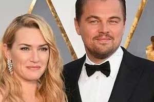 《泰坦尼克号》主演的今昔对比照 杰克和罗丝长残了
