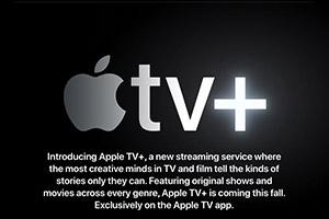 苹果加速原创内容的创作!并计划推出6部原创电影