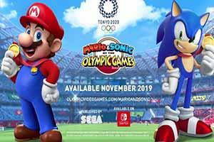 《马里奥与索尼克在东京奥运会》发布E3游玩视频!
