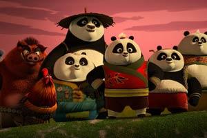 《功夫熊猫》的故事没有结束 动画剧第二季即将上线