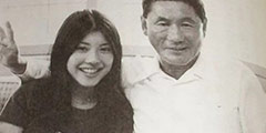 72岁北野武离婚200亿日元归妻子 与18岁情人开始生活