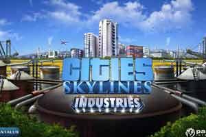 "PS4/Xbox One版《城市:天际线》""工业""DLC上线"