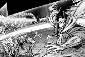 《一拳超人》152话:原子武士激战G5!G5最后逃脱