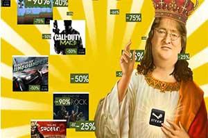 G胖要在Steam夏促前榨干你!SE游戏史低价促销中!