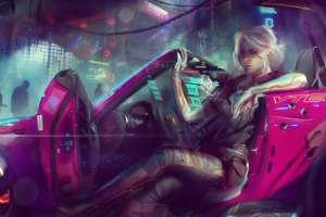 《赛博2077》爱情玩法类似《巫师3》 而且还能搞基!
