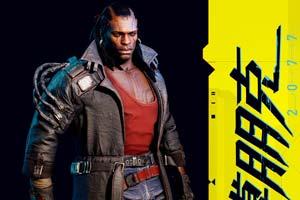 冷酷的巫毒帮二把手《赛博朋克2077》新角色介绍