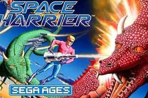 NS世嘉冷饭《SEGA AGES 太空哈利》6月27日发售!