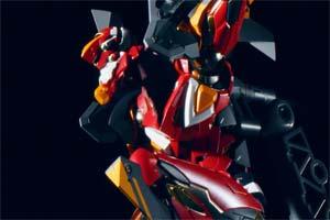 超震撼!万代MB系列《EVA》2号机模型展示视频发布