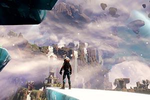 等待玩家揭开异星谜底! 《野蛮星球之旅》预告片!