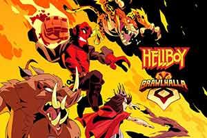 《地狱男爵》联动《格斗挑战》!新角色进英雄阵容!