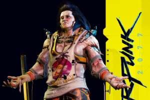 《赛博朋克2077》新角色:狂野彪悍的