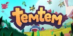 宝可梦式玩法休闲冒险类游戏《Temtem》专题站上线