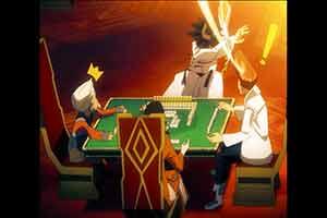 《最终幻想14》官曝第二弹动画预告 上线打个麻将