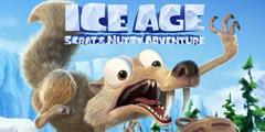 《冰河世纪》电影改编游戏《鼠奎特的坚果冒险》专题上线