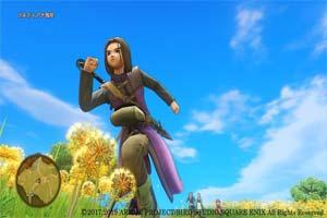 Switch《勇者斗恶龙11S》终极版最新截图公开!