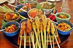 第一名竟然不在中国!外媒评选世界最好吃的街头美食