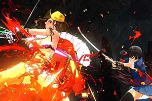 PS4《御姐玫瑰:起源》海量新截图 美女大战凶残僵尸