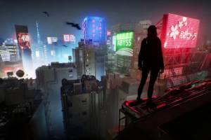 《幽灵线:东京》新宣传图 近未来东京超自然大灾变!