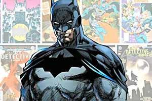 """""""I'm Batman""""!DC超英蝙蝠侠的20个高光时刻!"""