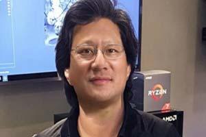 "Nvidia官推示爱AMD!网友P苏妈老黄爆笑""合体照"""