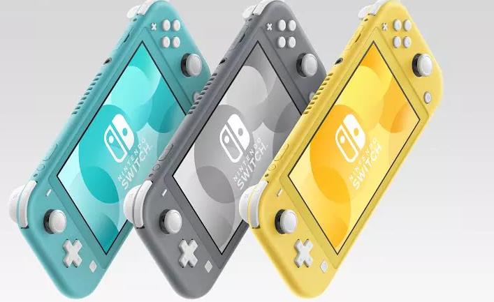 任天堂公布全新机型Switch Lite!纯粹的掌上游戏机