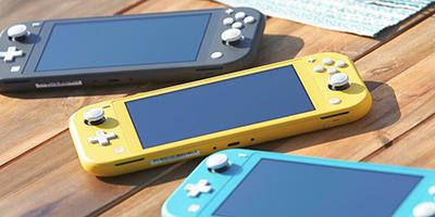 小编游话说:Switch Lite它来了!你会考虑购入吗?