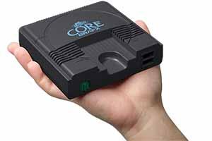 迷你PCE主机公布!包含50款经典游戏 明年年初发售