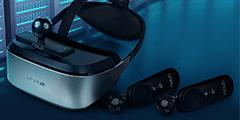 全球首发大朋DPVR E3游戏战神套装4K版