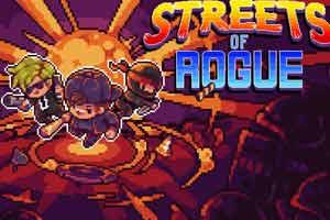 Steam好评如潮像素风游戏《地痞街区》正式版发售!