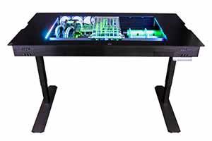 这不是桌子 这是发烧级电脑!售价都可以买辆车了!