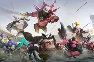 V社《刀塔霸业》16名新英雄曝光!将加入极速新模式