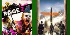 Xbox超级游戏促销:《地平线4》5折 《全境2》6折