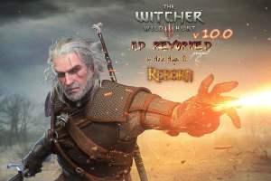 《巫师3》高清重置mod 10.0版:画质显著巨幅升级!
