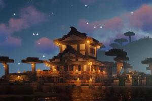 艺术大赏!《我的世界》大神制作日式古宅堪称完美!