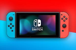 腾讯Nintendo Switch官博上线!NS国行指日可待!