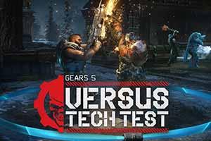 《战争机器5》技术测试现已开放预载 明日正式开测!