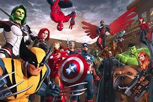 《漫画英雄:终极联盟3》获IGN 7.8分 战斗简单有趣