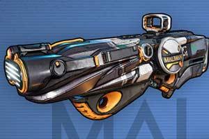 《无主之地3》曝枪械效果图 造型各异你想要哪一支?