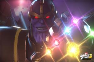 《漫画英雄:终极联盟3》DF游戏画面分析视频出炉!