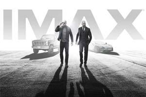 即将狂飙!《速度与激情:特别行动》IMAX海报公开
